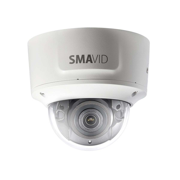 SMAVID 8 MP EXIR-Motorzoom Dome-Netzwerk-Kamera