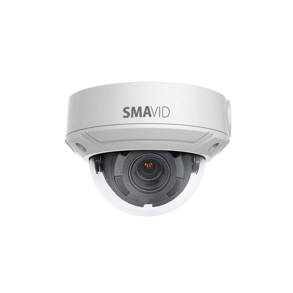 SMAVID 2 MP EXIR-Motorzoom Dome-Netzwerk-Kamera