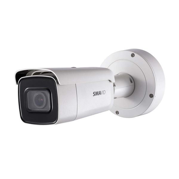 SMAVID 8 MP EXIR-Motorzoom Bullet-Netzwerk-Kamera