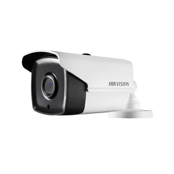HIKVISION 5 MP EXIR-Motorzoom HD-TVI PoC Bullet-HD-Kamera