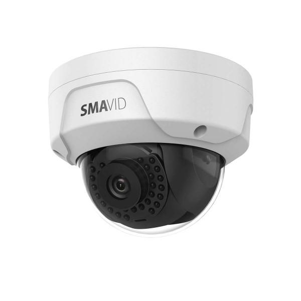 SMAVID 4 MP IR Dome-Netzwerk-Kamera