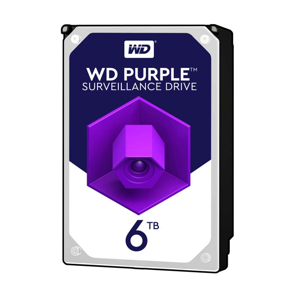 SMAVID Festplatte HDD 6 TB