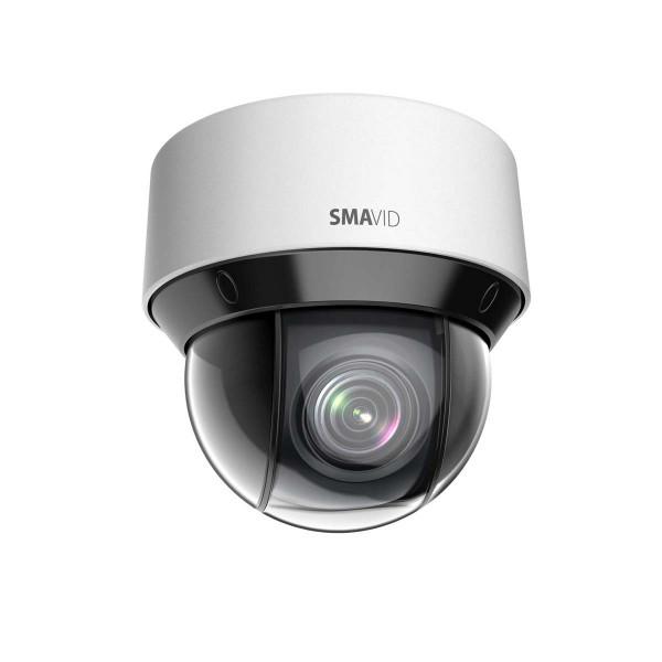 SMAVID 4 MP IR-Motorzoom PTZ-Dome-Netzwerk-Kamera