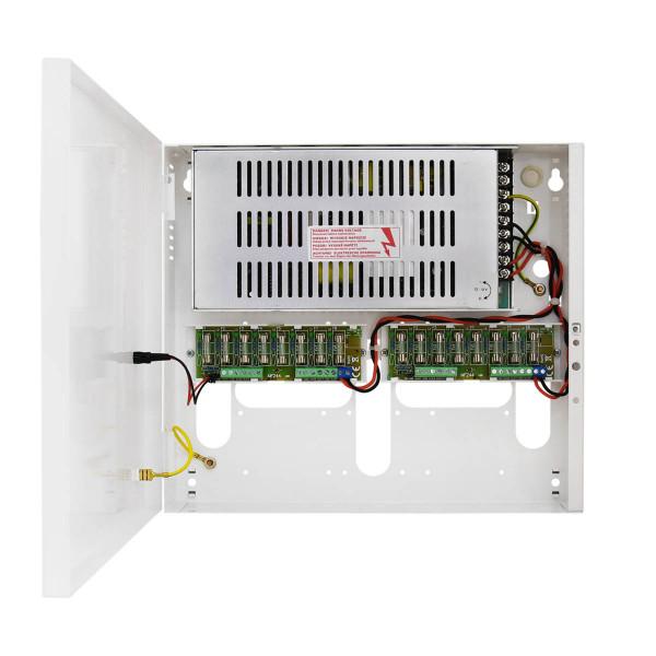 Pulsar Netzteil PSDC 12V/16A/16x1A/TOPIC