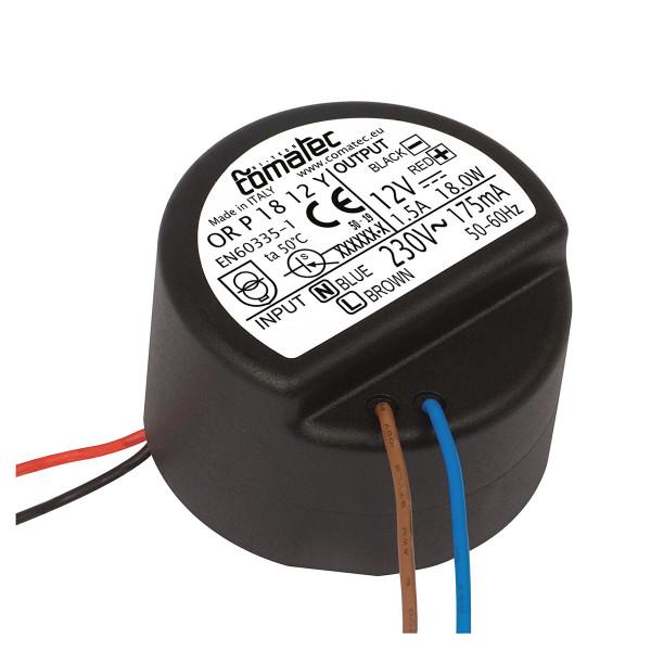 COMATEC UP-Netzteil 12VDC / 1,5A 18W